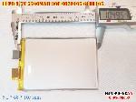 bán Pin Li Po 3 7V 5700mAh 8055156 8055155 dòng xả cao 30C cho thiết bị RC  Xe điện  máy hàn cell  máy in phun tại hà nội