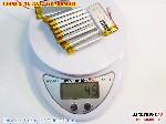 bán pin Lithium Polymer  Li Po  3 7V 200mah 351740 tại hà nội Battery