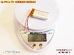 bán pin Lithium Polymer  Li Po  600mah 802040 tại hà nội