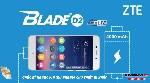 ZTE BLADE D2 T620 4000mAh