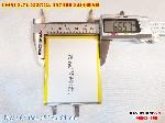 bán pin Lithium Polymer sony  Li Po  3 7V 3400mah 3867884 387085 tại hà nội Battery