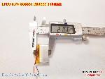 bán pin Lithium Polymer  Li Po  siêu mỏng 3 7V 145mah 303321 263222 tại hà nội
